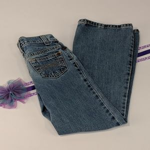 🌟 3/$25 🌟 Blue Bootcut Jeans by SO Sz 8